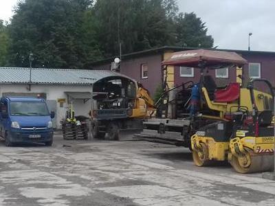 Maszyna budowlana 14