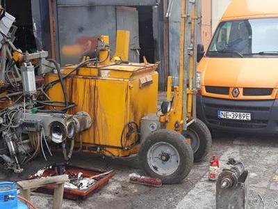 Maszyna budowlana 2