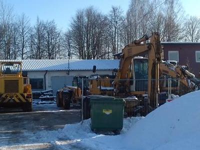 Maszyna budowlana 23