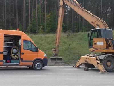 Maszyna budowlana 8