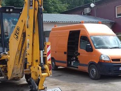Maszyna budowlana 9